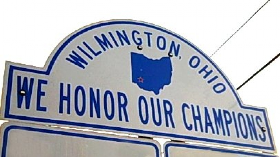 The close-knit community of Wilmington is proud of its sports teams