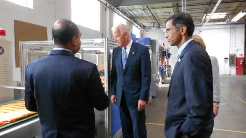 Vice President Latest Visitor to Ohio to Rally for Jobs Bill | News