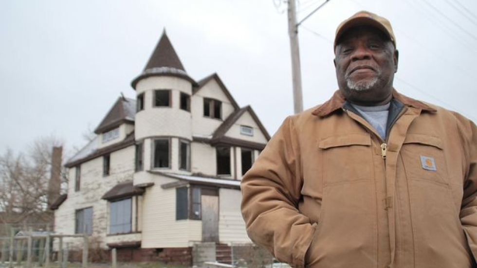 Mansfield Frazier wants to turn this abandoned Hough property into a BioCellar (that story, coming soon)