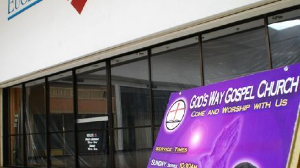 Euclid Square Mall is now home to 24 Christian congregations