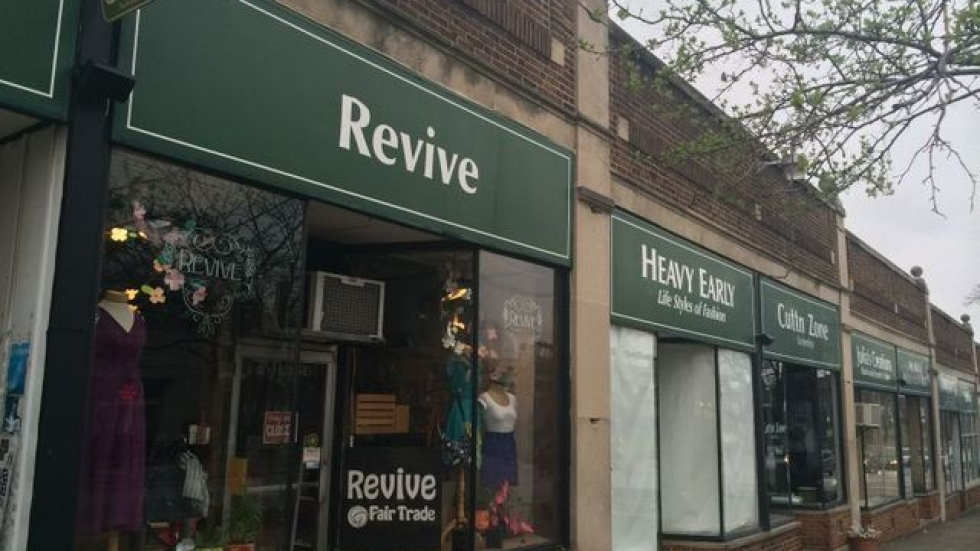 Revive deals with artisan groups around the world, and Bitcoin could help avoid Forex challenges. (Tony Ganzer/WCPN)