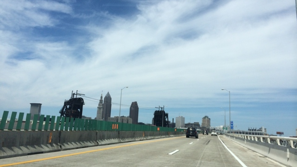 Are sponsorships a way to get transportation projects done? (Tony Ganzer/WCPN)