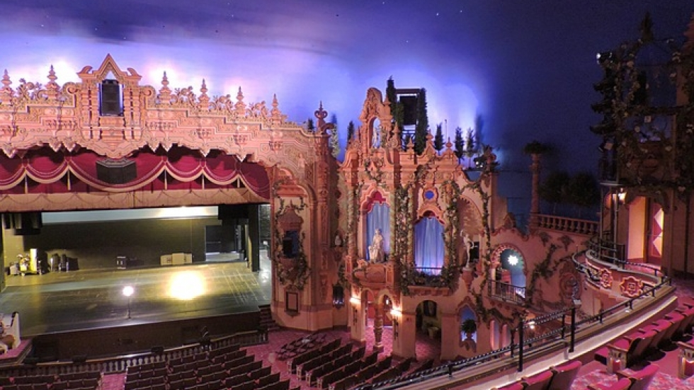 The grant defrays rental costs so smaller community groups can use the Akron Civic for work aimed at underserved groups