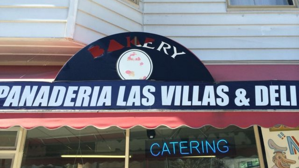 Las Villas Deli and Bakery in Cleveland (Tony Ganzer/WCPN)