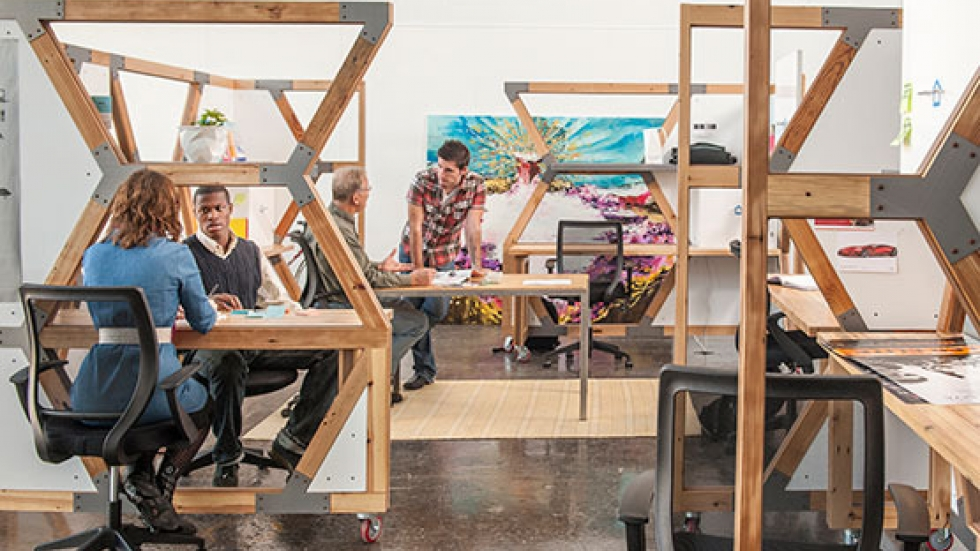 The Cleveland Institute of Art's Industrial Design program is part of Cuyahoga County's arts industry (PHOTO: C.I.A.)