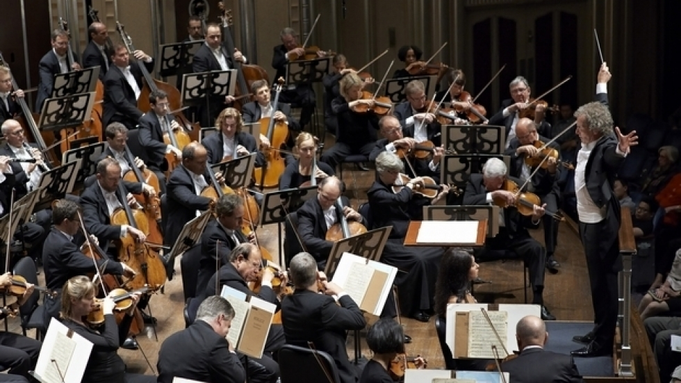 The Cleveland Orchestra won the highest CAC grant this year (PHOTO: ROGER MASTROIANNI)
