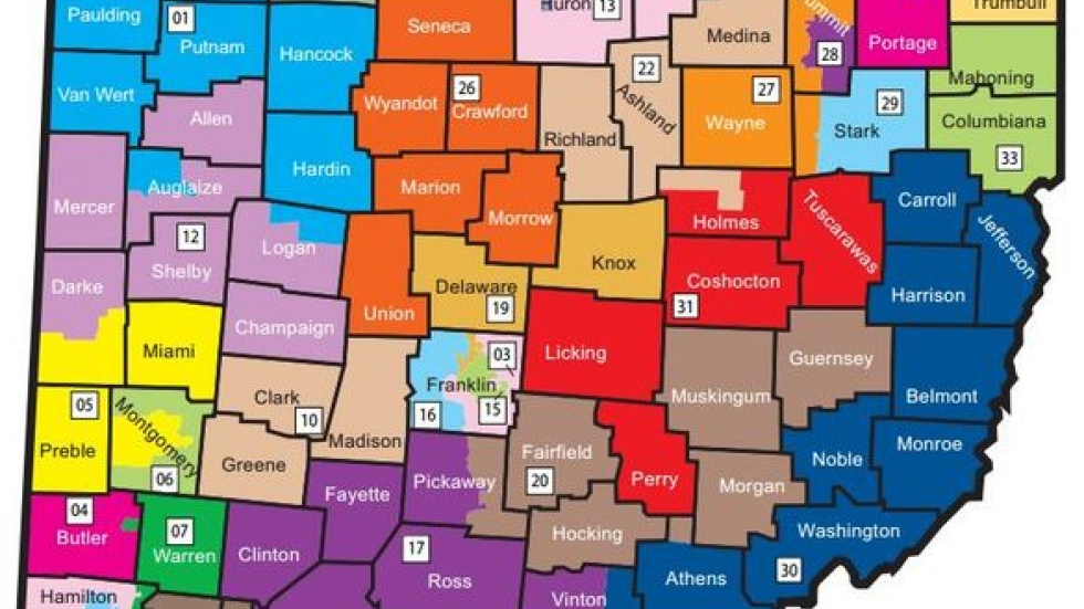 Ohio Republicans Democrats Strike Deal On Redistricting