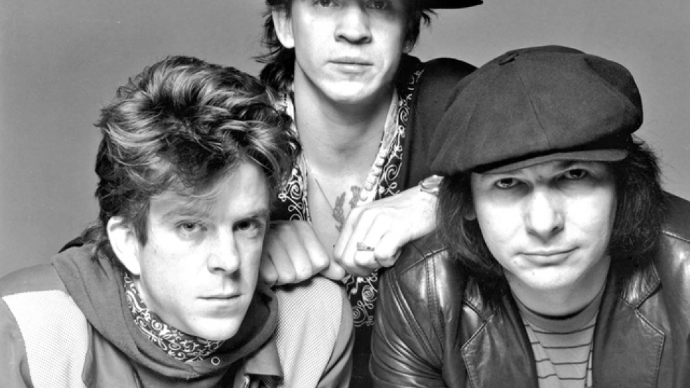 Stevie Ray Vaughan & Double Trouble (PHOTO: Don Hunstein)