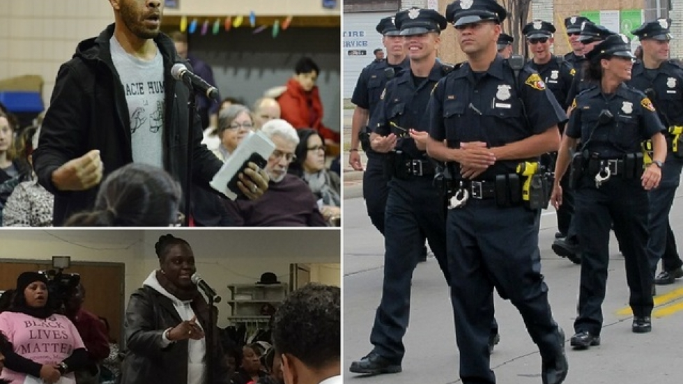 Images by WCPN's Joanna Richards, Nick Castele, and Brian Bull.