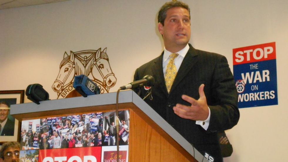 WCPN stock photo of Tim Ryan (pic: Brian Bull)