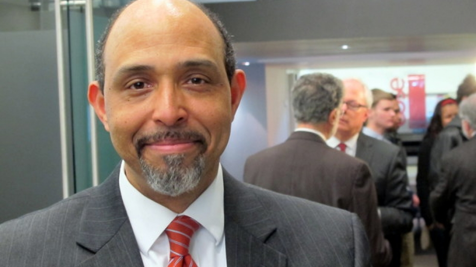 Christopher Nance, Dir of Construction Diversity and Inclusion, GCP (pic: Brian Bull)