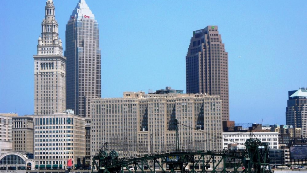 Cleveland photo by ideastream's Brian Bull
