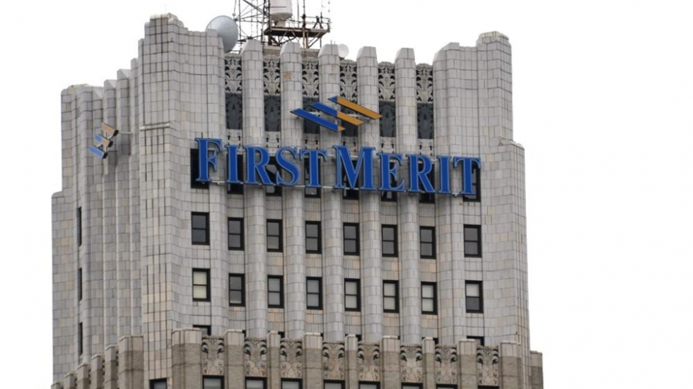 Huntington Bank announced this month it had acquired FirstMerit.