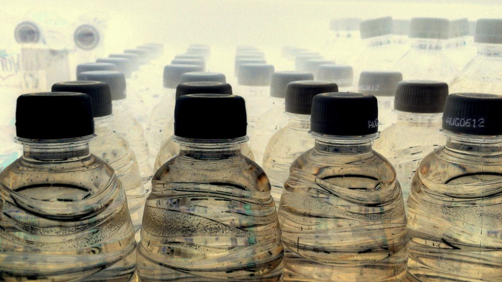 Water bottles (Photo: Keoni Cabral/Flickr.com)