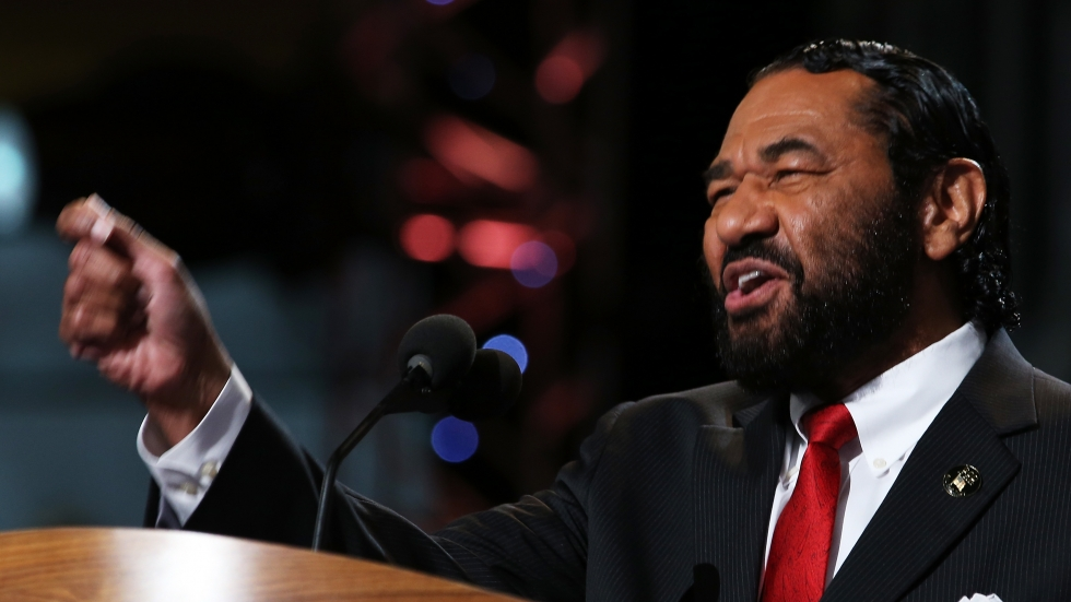 Rep. Al Green, D-Texas, introduced a resolution to impeach President Trump, but Democratic leaders plan on voting to table the motion.