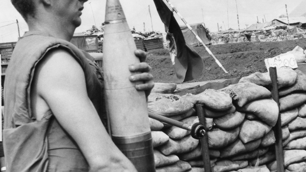 what year was the tet offensive
