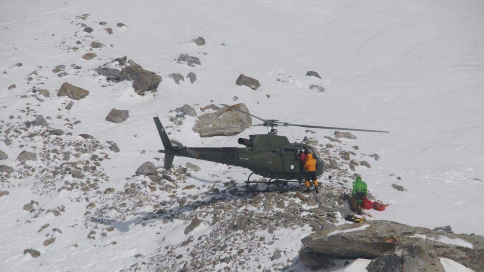 After Harrowing Weekend Rescue, One Climber Saved, One