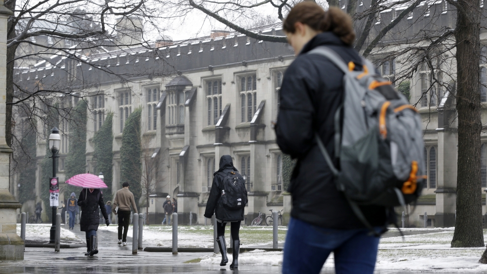 The student newspaper reports the white male professor used the racial slur multiple times during the following discussion, despite increasingly strong objections from some students.