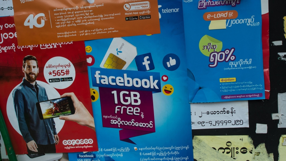Activists In Myanmar Say Facebook Needs To Do More To Quell Hate