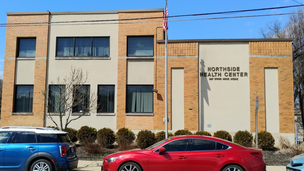 """The Northside Health Center is one of several city facilities that are part of the """"Safe Places Cincy"""" project."""