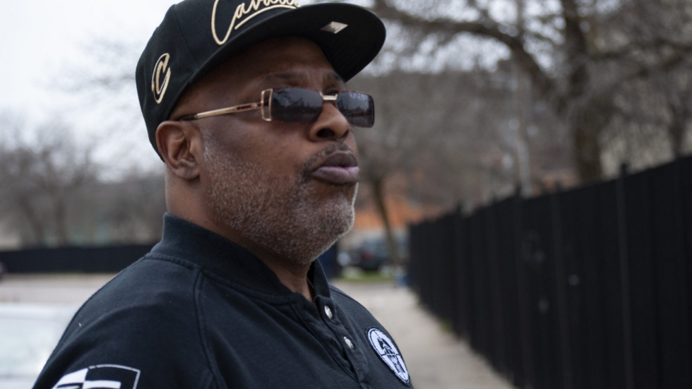 Gregory Terrell, Tonto, is a violence interrupter in Cleveland, Ohio. He spends his days driving around neighborhoods on the city's east side, speaking with residents, in the hopes that when there is gun violence, he can help.