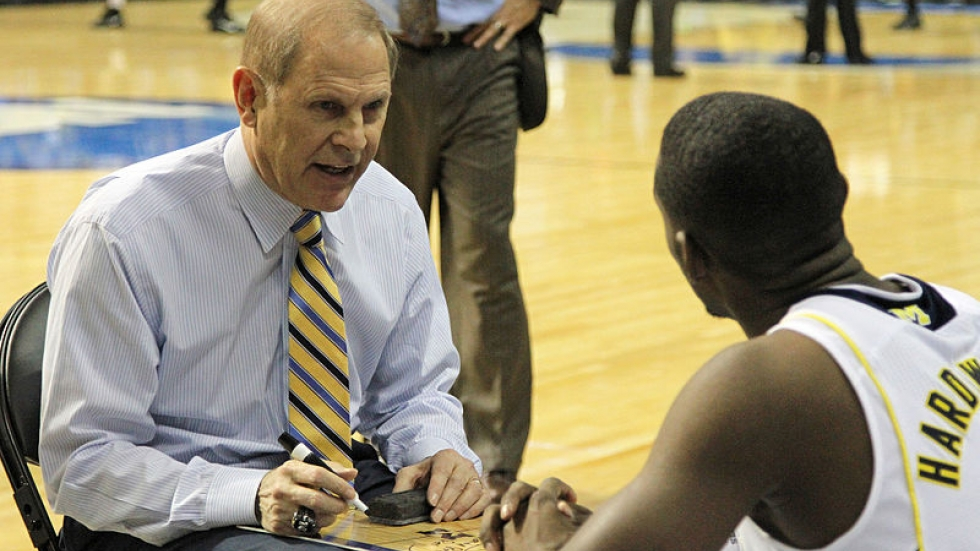 John Beilein becomes the Cavs head coach after spending the last 12 years at the University of Michigan