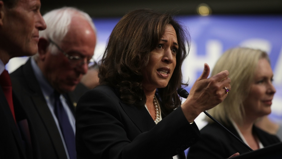 Kamala Harris Releases 'Medicare For All' Plan With A Role ...