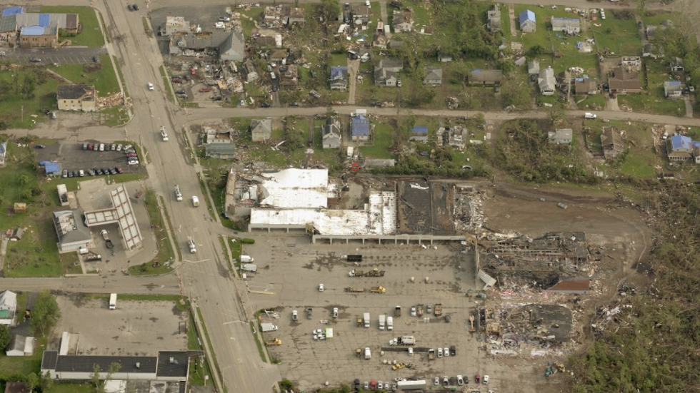 Auditor Survey Details Extensive Damage From Memorial Day Tornado