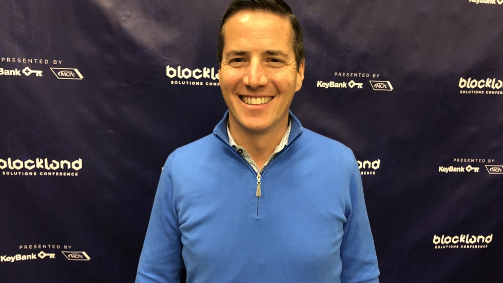 Blockchain promoter and former car dealer Bernie Moreno says his vision for a tech hub at Tower City is on track.