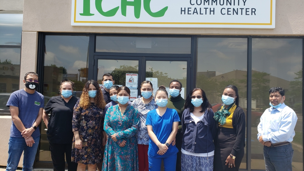 Asian Services in Action, Inc. operates two federally funded health clinics, in Akron and Cleveland. Five patients at the Akron facility tested positive for COVID-19 and ASIA Inc. used contact tracing to limit the spread within the community.