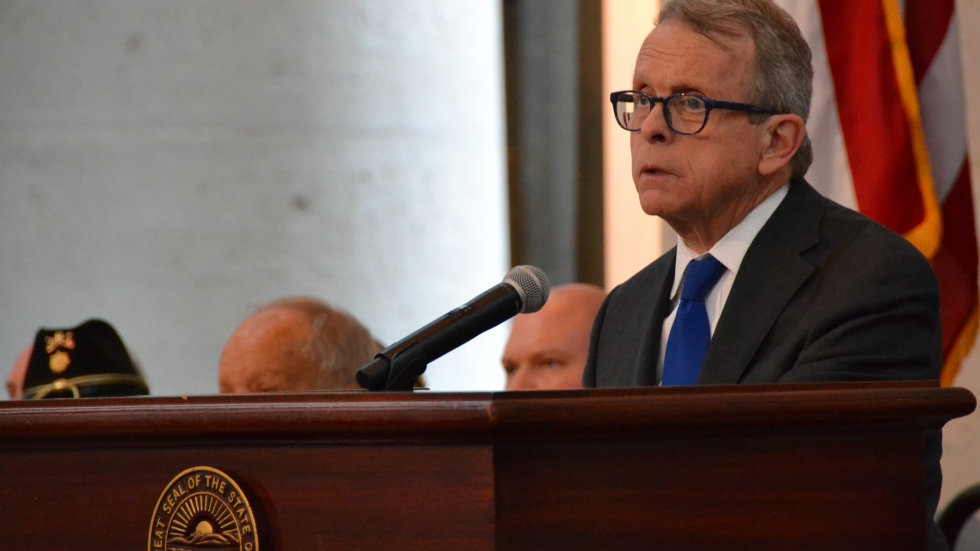 Gov. Mike DeWine invited Massachusetts-based Partners in Health to aid Ohio's contact tracing efforts. DeWine said he had previously volunteered with the organization's relief efforts in Haiti in the 1980's. The COVID-19 outbreak marks the first time Partners in Health has worked in the U.S.
