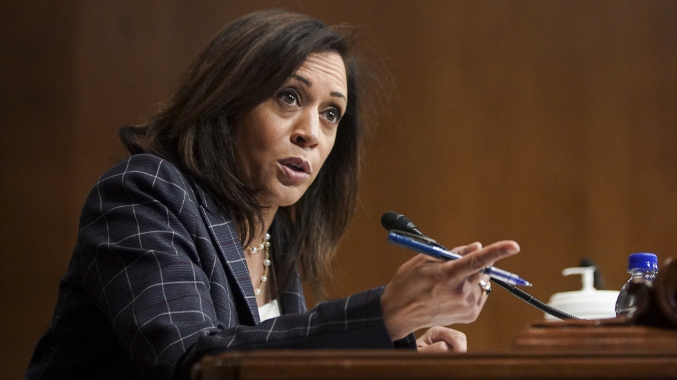 Kamala Harris will become the first African American to be nominated for vice president by a major political party.