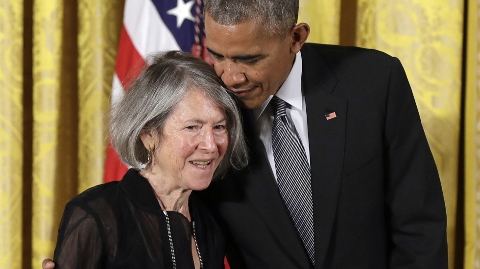 Nobel Prize In Literature Awarded To U.S. Poet Louise Glück | NPR News |  ideastream