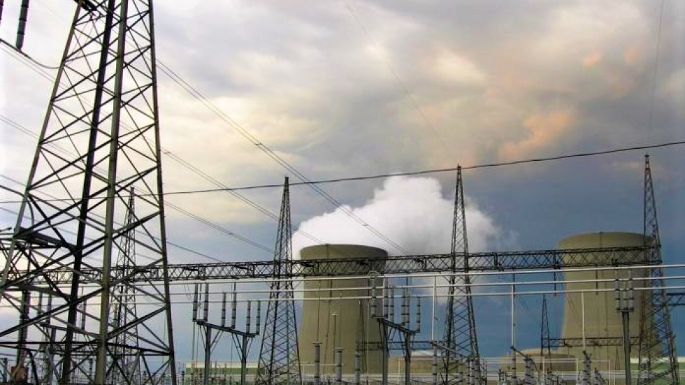 FirstEnergy Solutions operates the Perry Nuclear Power Plant in Lake County and the Davis-Besse Plant near Toledo.