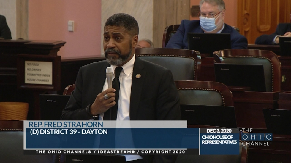 Rep. Fred Strahorn (D-Dayton) spent nearly two decades in the state legislature.  In December, 2020, as he was leaving office, he told his colleagues it was time to pass a school funding initiative which gives every student 'a shot at being great.'