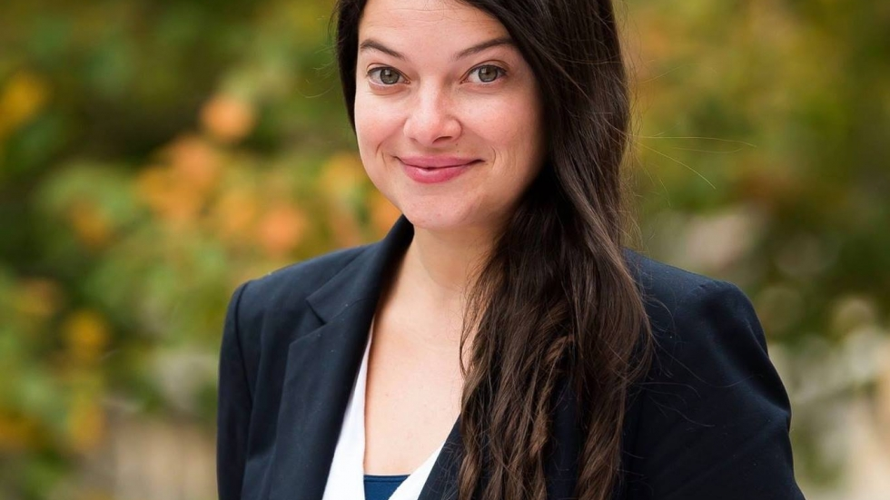 Claire Chevrier, policy counsel for the ACLU of Ohio, argues that there are more cost-effective and efficient methods than cash bail to get people to appear in court.