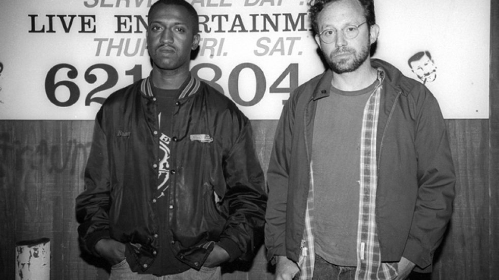 Bassholes - Lamont 'Bim' Thomas also plays in Cleveland band This Moment In Black History and solo project Obnox.