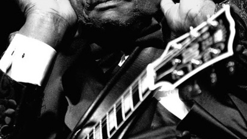 B.B. King  photo credit: Walter Novak