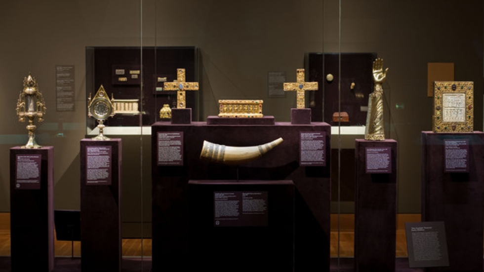 The museum is renowned for its collection of objects from the Guelph Treasure church treasury from medieval Germany