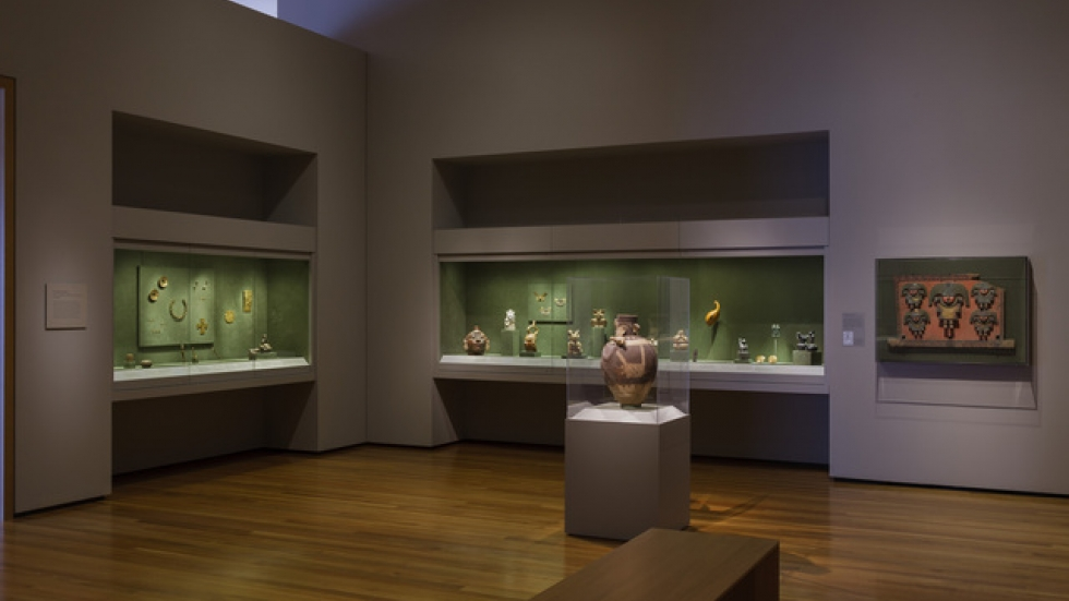 CMA Art of Americas Gallery, Courtesy Cleveland Museum of Art