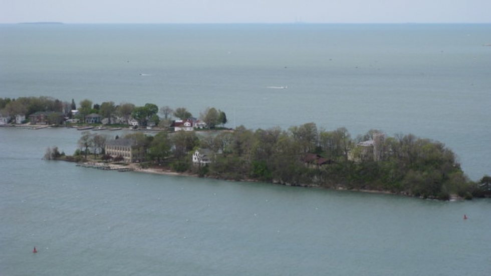 Gibralter & Put-in-Bay Islands, Lake Erie