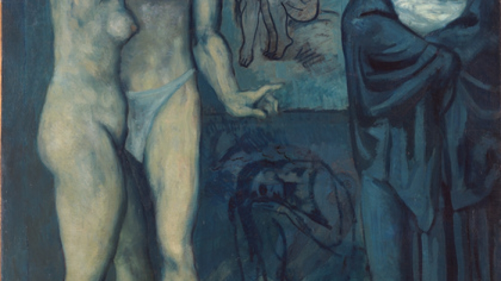 La Vie, 1903. Pablo Picasso (1881–1973) Cleveland Museum of Art, Gift of the Hanna Fund