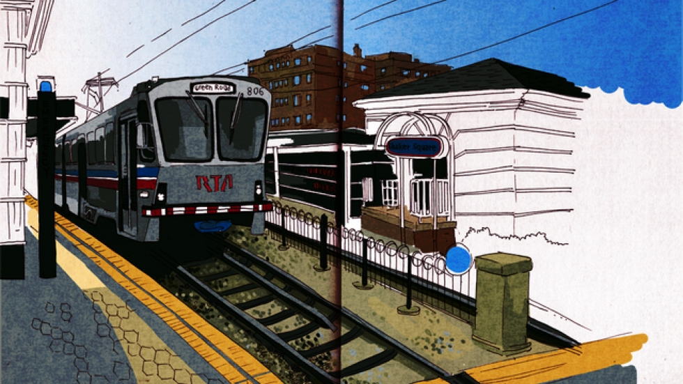 The RTA: When I first came to Cleveland, the RTA was boasting that it was the best public transportation system in North America