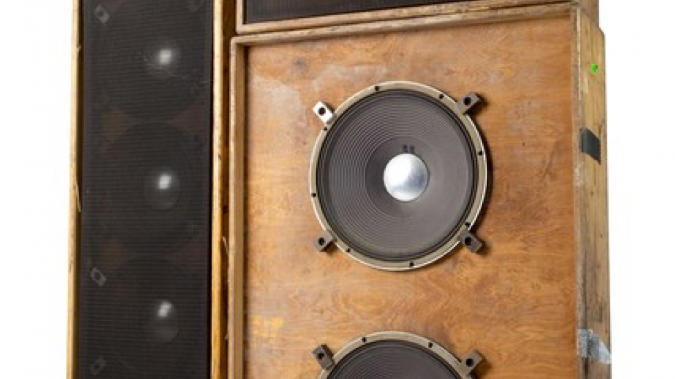 Grateful Dead Wall of Sound Speaker