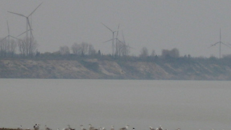 Erie Shores Wind Farm, Port Burwell, Ontario