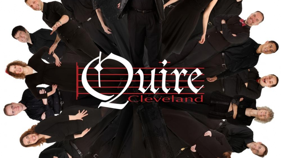 Quire Cleveland.  Photo by Beth Segal.