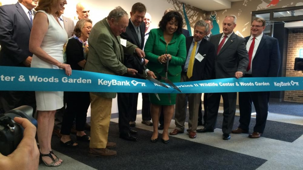 Cleveland Museum Of Natural History Dedicates New Wildlife Center