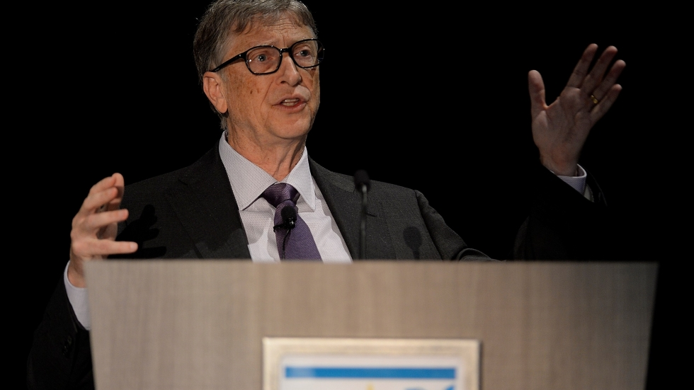 Gates Announces Education Investments at Cleveland