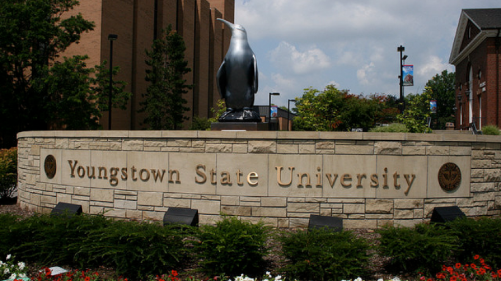 Image result for youngstown state university