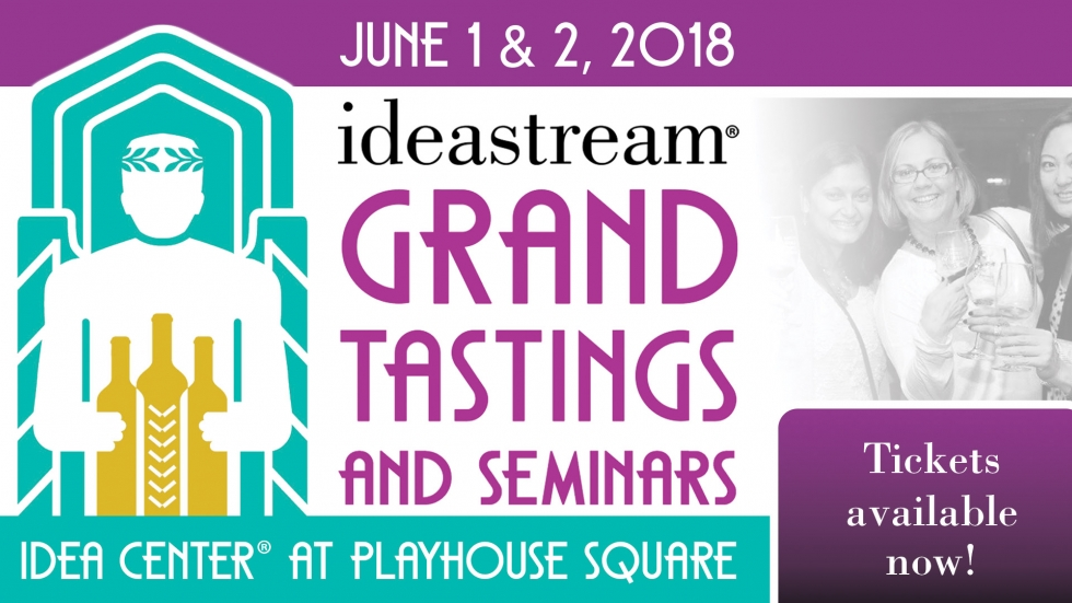 ideastream Grand Tastings Seminars wine